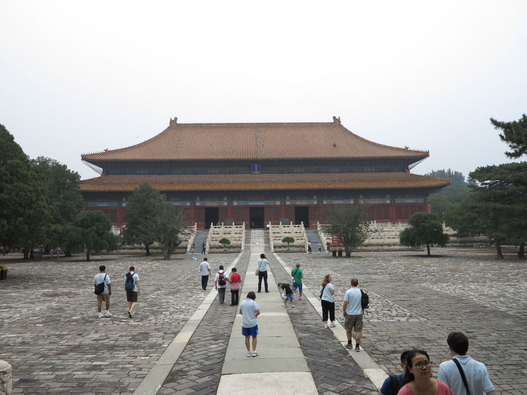 Ming Tombs - Beijing