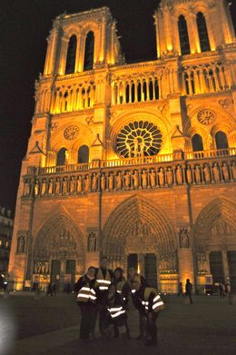 Photo of Paris Paris Night Bike Tour Notre_Dame