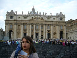 Photo of Rome Papal Audience Tickets and Presentation Paola