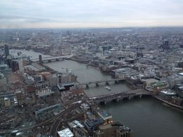 Photo of London The Shard London: The View from The Shard photo8.JPG