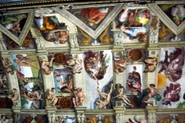 Photo of   Sistine Chapel