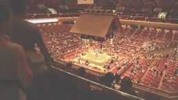 Nosebleed seats - July 2011