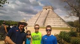 Photo of Cancun Chichen Itza Day Trip from Cancun We're finally here!