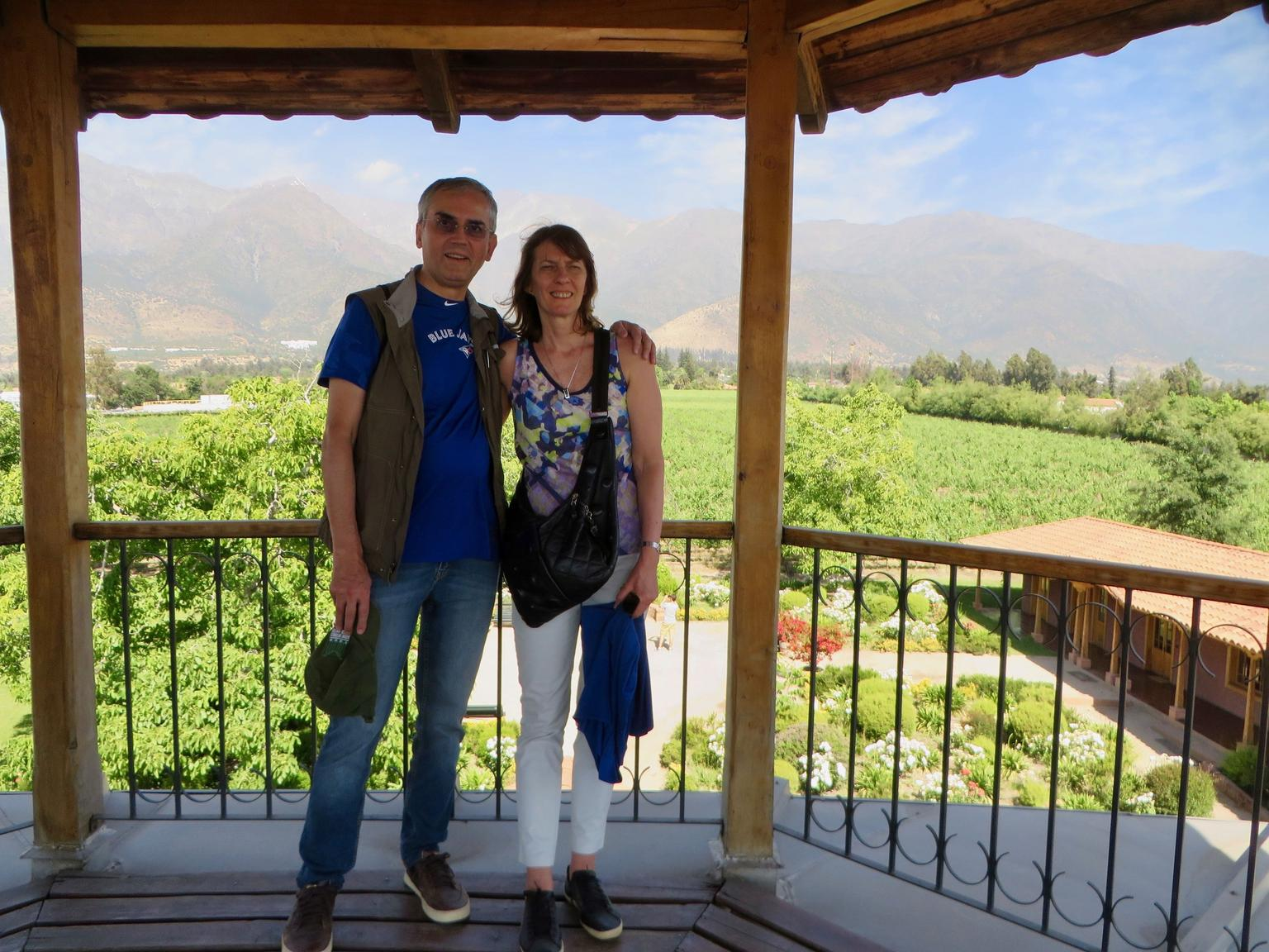 Small Group Tour: Best of Maipo Winery Experience