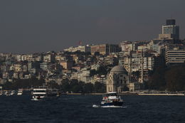 The beautiful Bosphorus! , Nerita L - November 2013