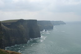 Cliffs of Mohr , Bernadette C - April 2015