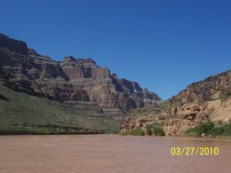 Photo of Las Vegas Ultimate Grand Canyon 4-in-1 Helicopter Tour Cruising the Colorado River