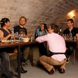 Photo of Paris French Wine Tasting in Paris Discussing french wines