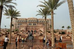 Photo of Dubai Private Tour: Abu Dhabi Sightseeing with Transport from Dubai Emirate Palace hotel