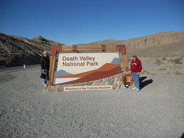 Entering Death Valley , Judy M - February 2015