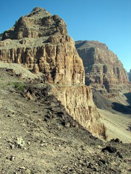 Photo of Las Vegas Grand Canyon North Rim Bar 10 Deluxe Air and Ground Tour Grand Canyon