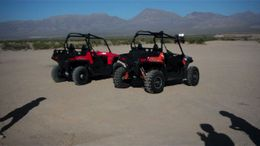 Two RZR's - July 2011