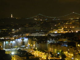 Photo of Lisbon Lisbon Sunset Small-Group Walking Tour with Fado Performance Lisbon at night