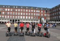 Photo of Madrid Madrid Segway Tour