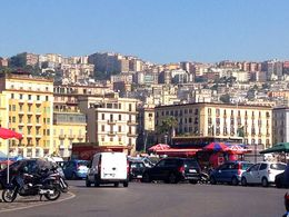 City view of Naples. , Anny H - September 2014