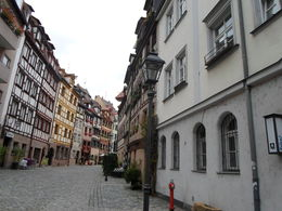 Nuremburg's old town. , David A - August 2013