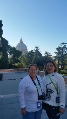 Photo of Rome Skip the Line: Vatican in One Day Outside the Vatican garden