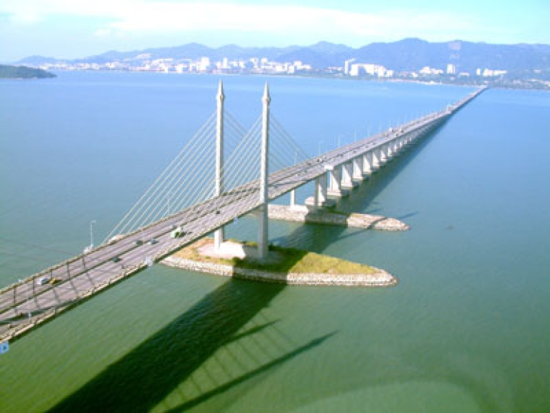 Penang Bridge -