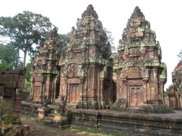 Photo of   Prasat Banteay Srei