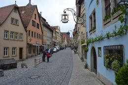 Rothenburg Schmiedgasse , Fabio M - June 2013