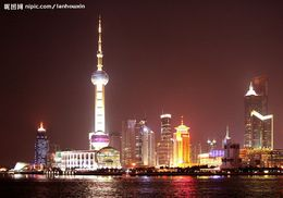 Photo of   shanghai night