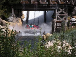 Photo of Los Angeles Disneyland or Disney's California Adventure with Transport from Los Angeles Splashdown!
