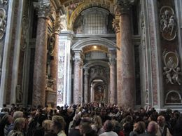 Photo of Rome Skip the Line: Vatican Museums Walking Tour including Sistine Chapel, Raphael's Rooms and St Peter's St Peter's Basillica