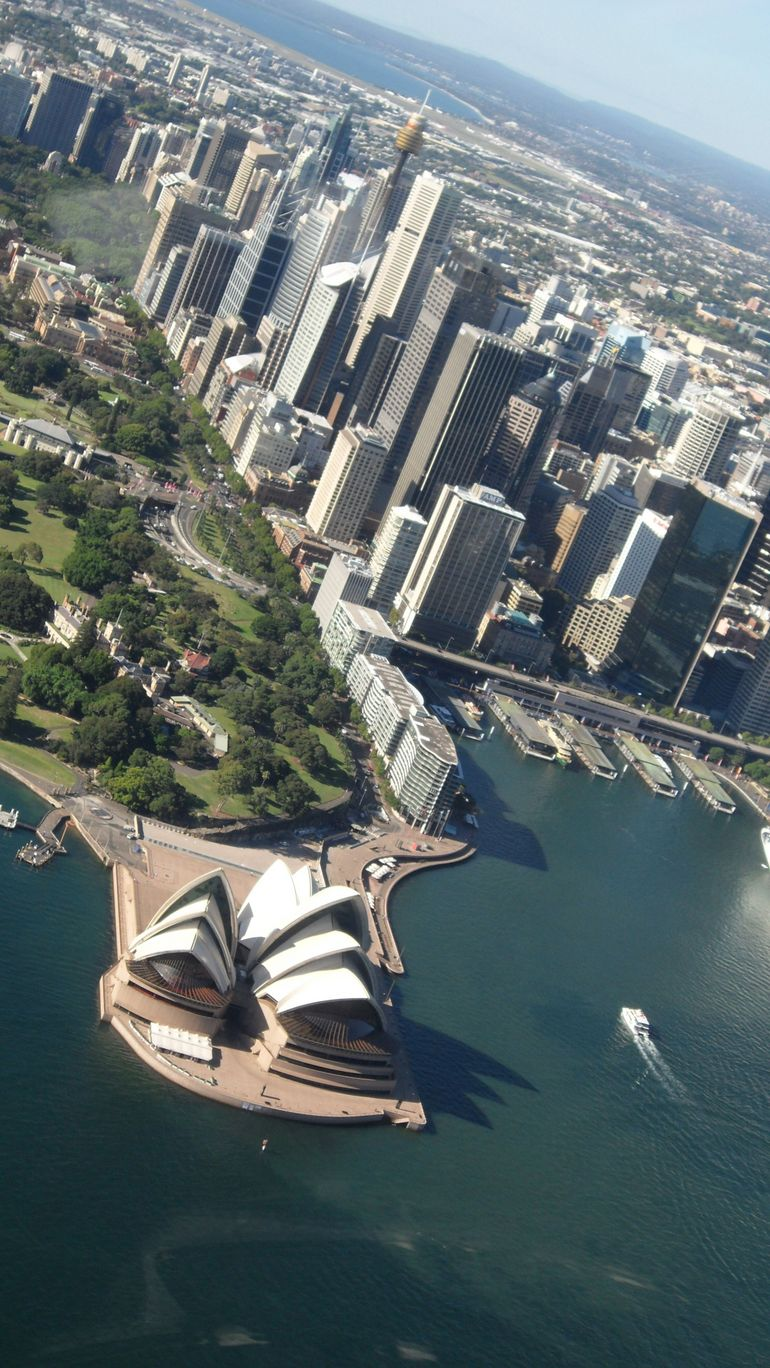 Sydney Opera House and Circular Quay 3 - Sydney