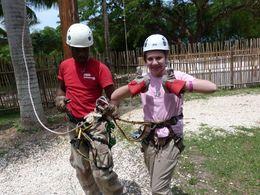 Photo of Montego Bay Canopy Tour Thumbs Up!
