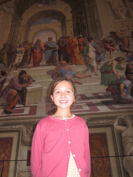 Photo of Rome Viator VIP: Sistine Chapel Private Viewing and Small-Group Tour of the Vatican's Secret Rooms My Daughter in the Vatican