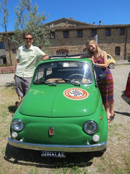 Photo of Florence Self-Drive Vintage Fiat 500 Tour from Florence: Tuscan Wine Experience 8939816010_3cc870f334_o.jpg