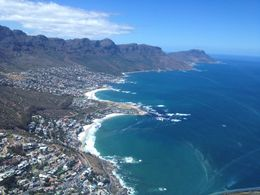 Photo of Cape Town Cape Town Helicopter Tour: Indian and Atlantic Oceans Atlantic Ocean