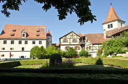 This is the courtyard of Ausburg Castle. It was a neat, interesting tour and the tour guide was great. , Amanda S - July 2014