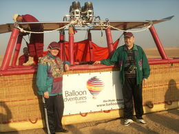 Photo of Dubai Dubai Hot Air Balloon Flight Balloon Adventures
