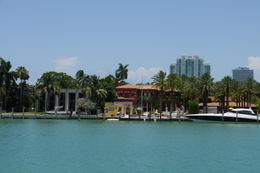 This was on the cruise and this is Jackie Chans house on Star Island , Alan L - June 2011