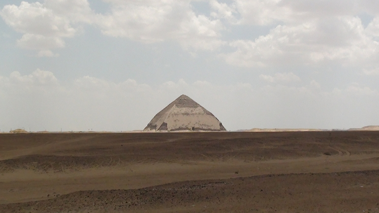 Bent Pyramid - Cairo