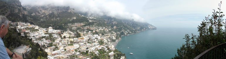 Best View of Amalfi - Rome