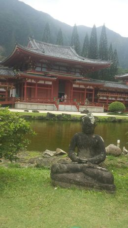 Japanese Temple in Kaneohe, HI , Cheryl M - September 2014