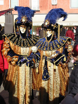 Decadent Carnavale costumes - May 2011