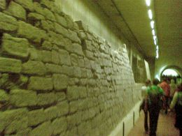 Beneath the Louvre are the walls of an ancient fortress., Timothy B - May 2009