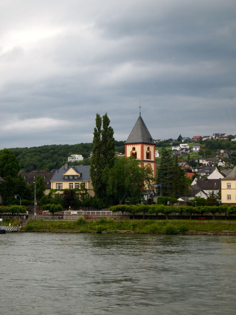 Cologne Cruise - Rhine River
