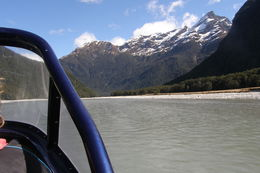 Heading down river again., Tighthead Prop - March 2014