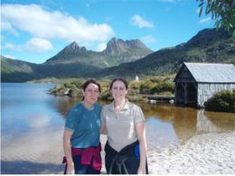 Cradle Mountain hike from Launceston, Tasmania. - March 2009