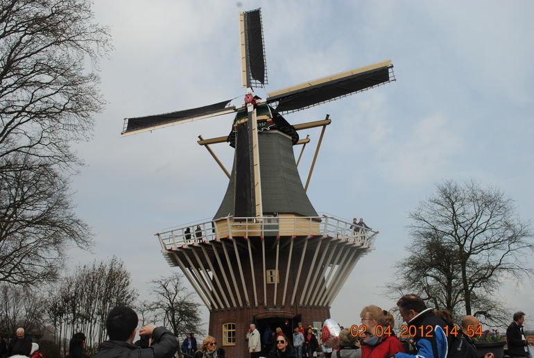 Dutch Windmill - Amsterdam