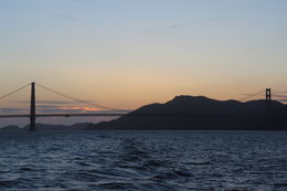 Photo of San Francisco San Francisco Bay Sunset Cruise Golden Gate Bridge at Sunset