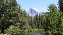 Photo of San Francisco Yosemite National Park and Giant Sequoias Trip Half Dome