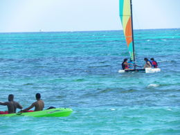 Photo of Nassau Nassau Sailing Adventure with Optional Sailing Lesson I have never seen such gorgeous waters!