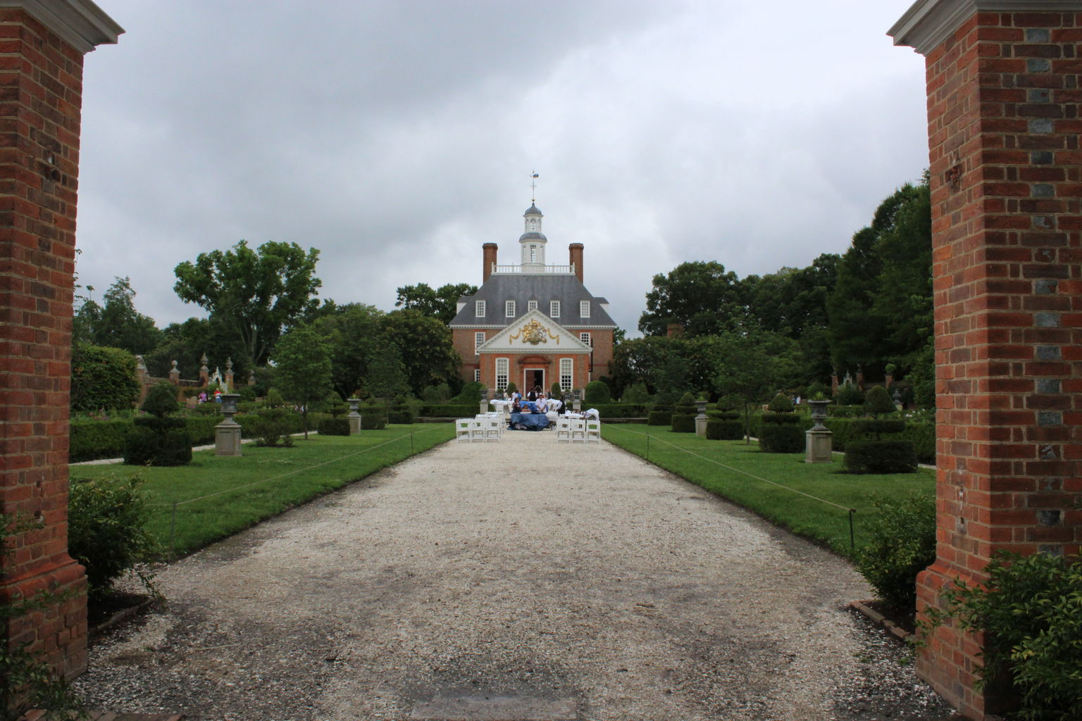 Colonial Williamsburg Admission