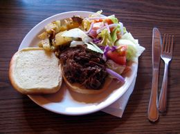Photo of Las Vegas Grand Canyon North Rim Bar 10 Deluxe Air and Ground Tour Lunch