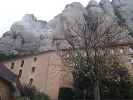 view of Montserrat , dianahapp - December 2012